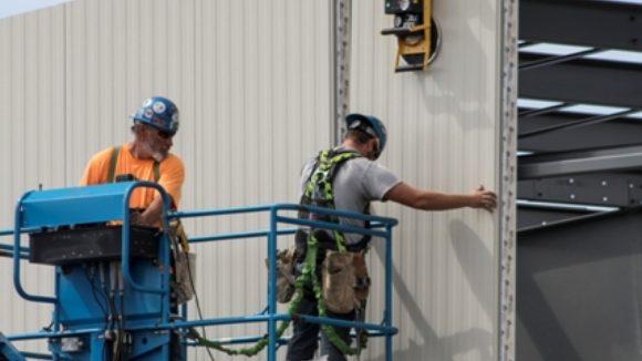 Lifter installs IMPs