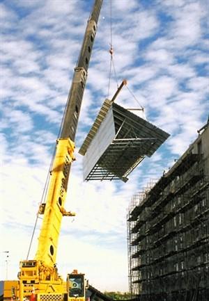 Cranes And Metal Construction Metal Construction News