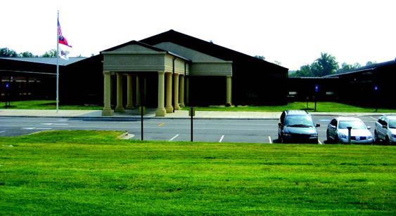 Mt  Zion Elementary School, Carrollton, Ga    Metal