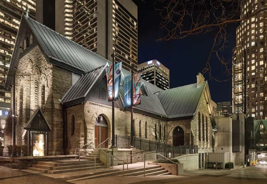 Renovating a Historic Church