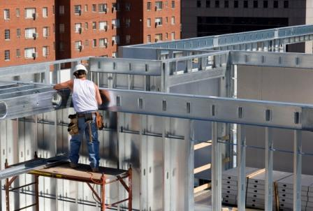 cold formed steel systems have become more commonplace on job sites