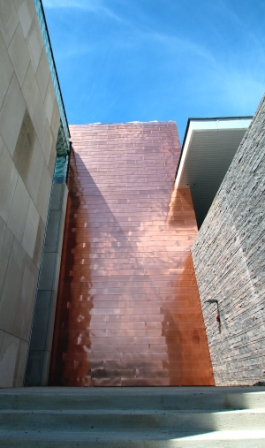 Builders Turn To Copper For Practical Metal Construction
