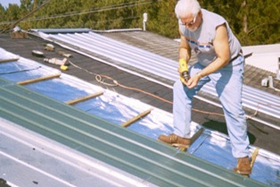 Radiant Barriers And Reflective Insulation Metal