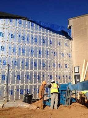 Installing Continuous Insulation Metal Construction News