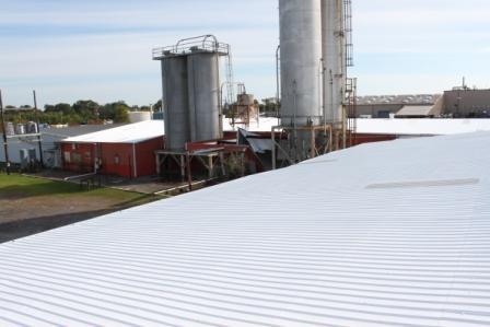 Why Re Coat A Metal Roof Metal Construction News