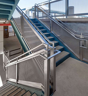metal construction news, parking garage design, marcy marro