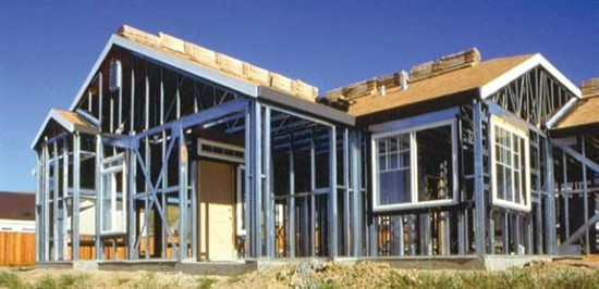 Obstacles to acceptance steel framing in metal Steel frame homes