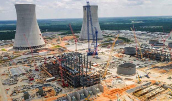 CSM awarded Vogtle Nuclear siding contract