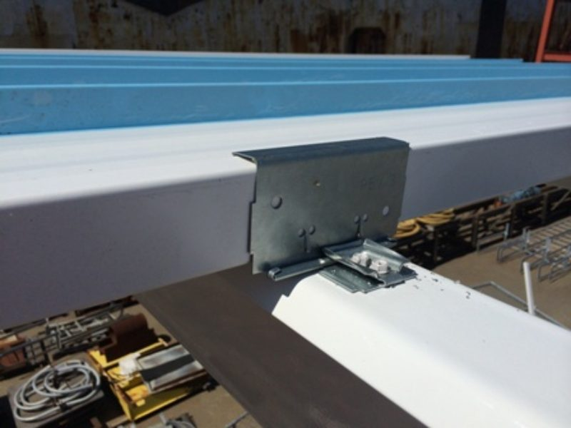 The Faqs Of Standing Seam Panel Clips Metal Construction