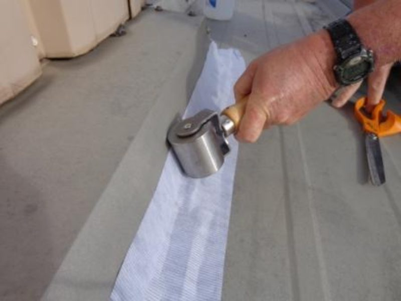 lasting solutions for metal roof leaks metal