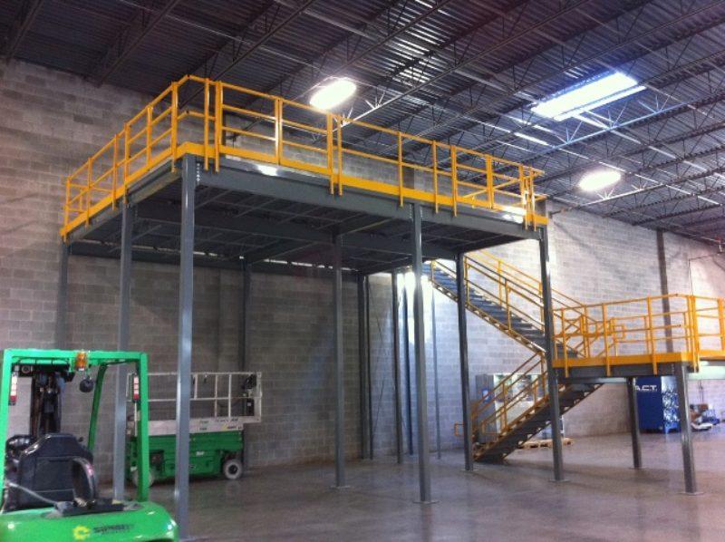Understanding Mezzanine Differences Metal Construction News