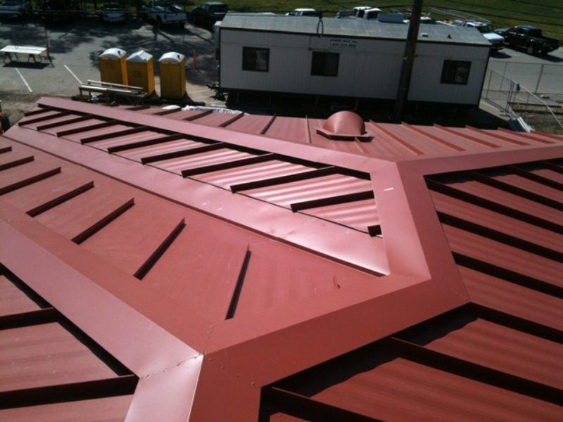 Solving Challenging Flashing Applications Metal Construction News