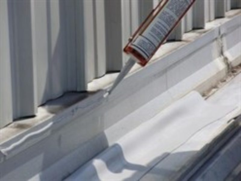 Caulk And Sealant Guide Metal Construction News