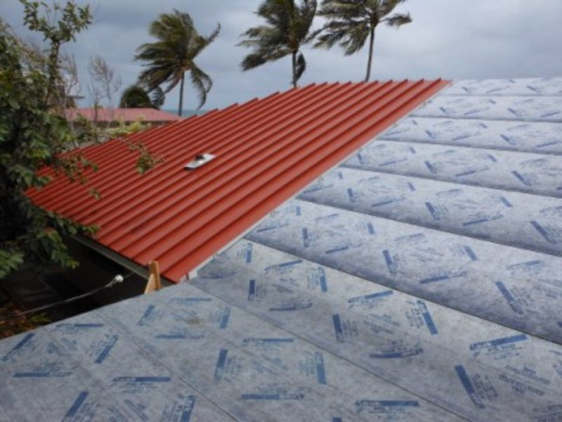 Underlayment Update Metal Construction News