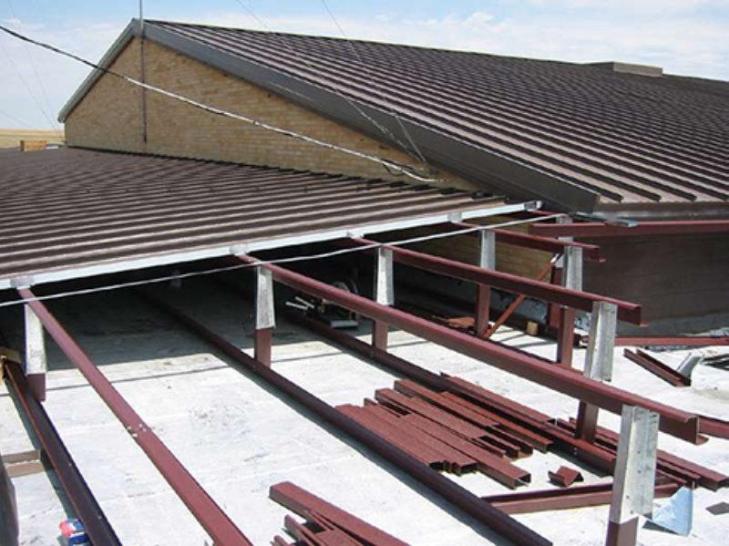 Retrofit Metal Roof Framing Systems Metal Construction News
