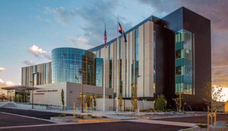 Dennis Maes Pueblo Judicial Building | Metal Construction News