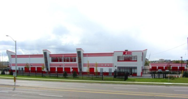 Advance Storage Systems Inc Built A Two Story 56 700 Square Foot Facility Supplied By American Buildings Co Abc For Zoom