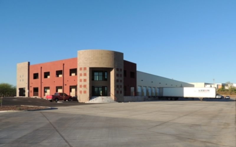 Suarez Brokerage Co S Office And Warehouse Metal
