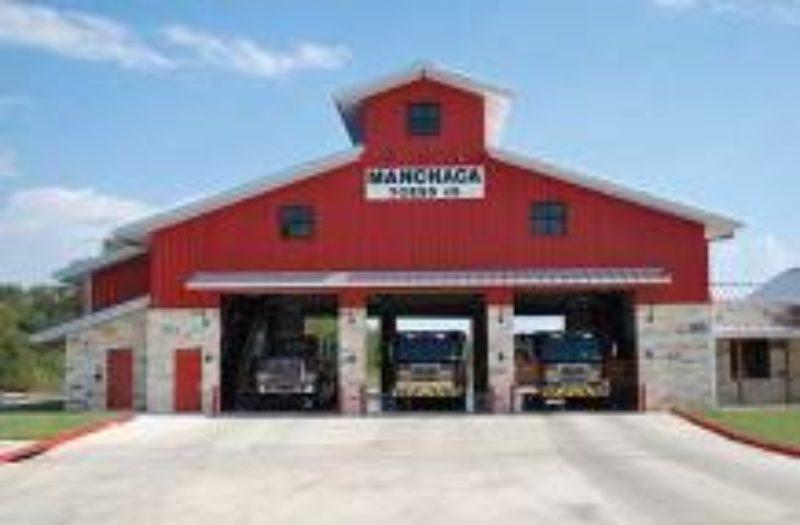 Manchaca Fire Station Manchaca Texas Metal