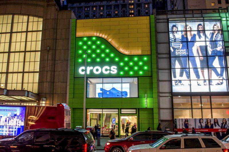 4c3b44a90 Crocs store
