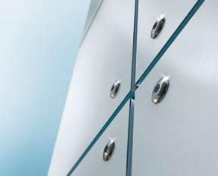 Exposed fasteners create modern look | Metal Construction News