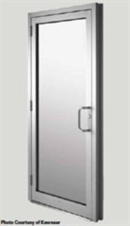 Kawneer Introduces Two New Doors