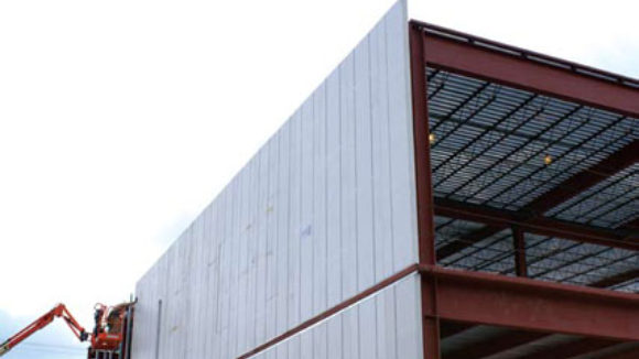 Innovative Wall System: Addressing old challenges—and new