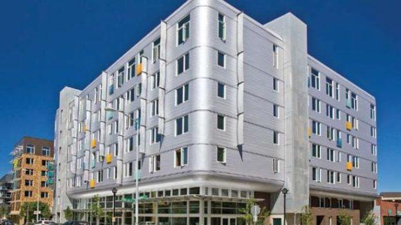 AMLI South Lake Union apartment complex, Seattle