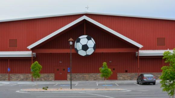 Let's Play Sports Inc.'s Gardner Village Indoor Soccer Facility, West Jordan, Utah