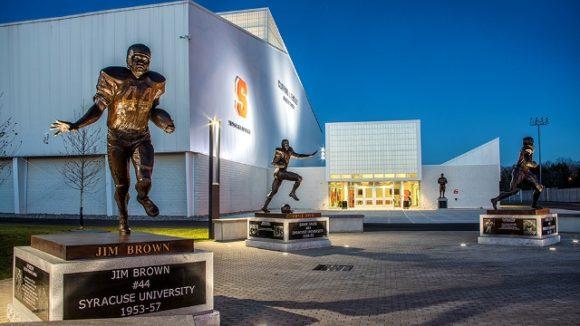 Ensley Athletic Center, Syracuse, N.Y.