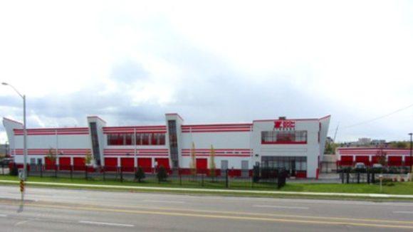 Zoom Zoom Storage, Markham, Ontario, Canada