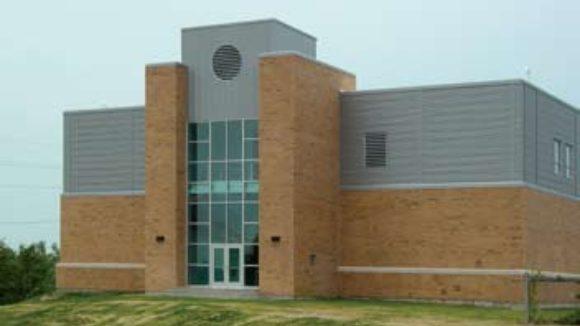 Benton Harbor Water Treatment Plant, Benton Harbor, Mich.