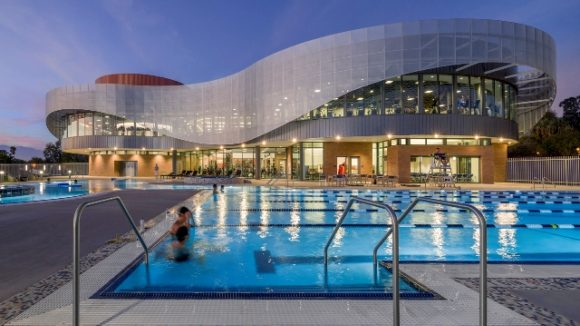 Student Recreation Center, University of California, Riverside, Calif.