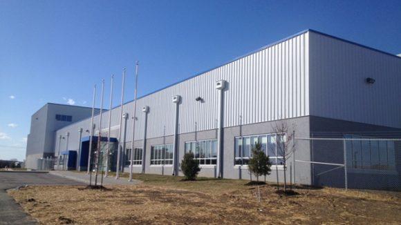 Inergy LP's manufacturing facility, Kansas City, Mo.