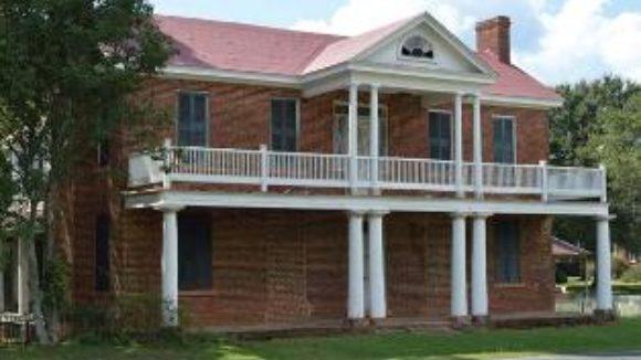 Brattonsville Brick House, McConnells, S.C.