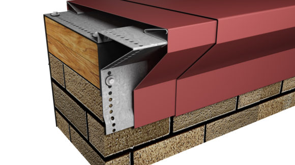 Metal-Era Adds Two New Creative Design Coping Systems Reveal Coping & Cornice Coping