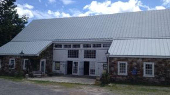 Bucks County Audubon Society's Office Building, New Hope, Pa.