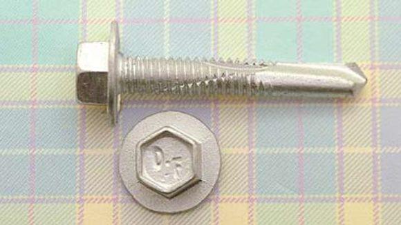 Dynamic Fasteners' #14 self-drilling Fenderhead T-5