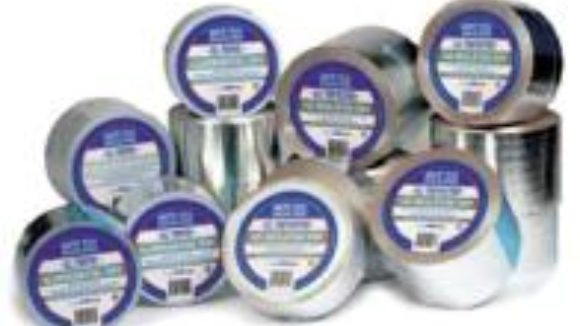 Tapes stick to mechanical insulation industry