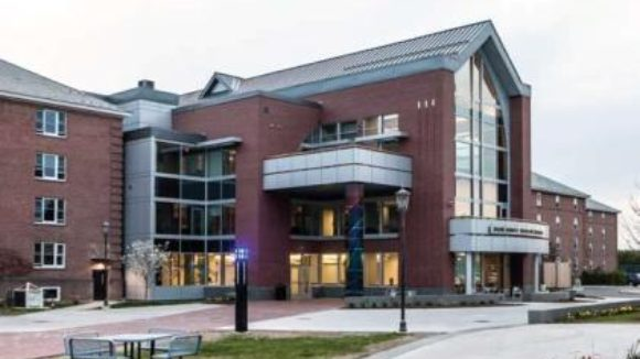 Dion Family Student Center, Colchester, Vt.