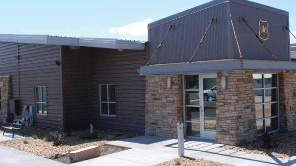 Forest Ranger Service Station, Camp Crook, S.D.
