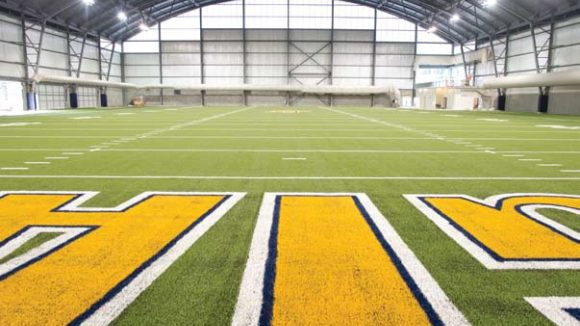 Georgia Tech Brock Indoor Football Practice Facility, Atlanta