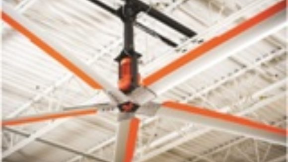 Fans eliminate airflow dead zones