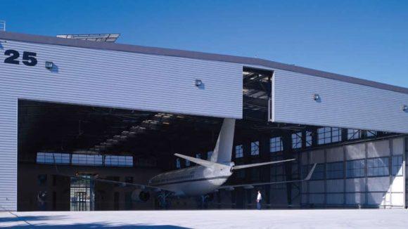 Hangar 25, Bob Hope Airport, Burbank, Calif.