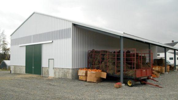 Scamman Farm Barn, Stratham, N.H.