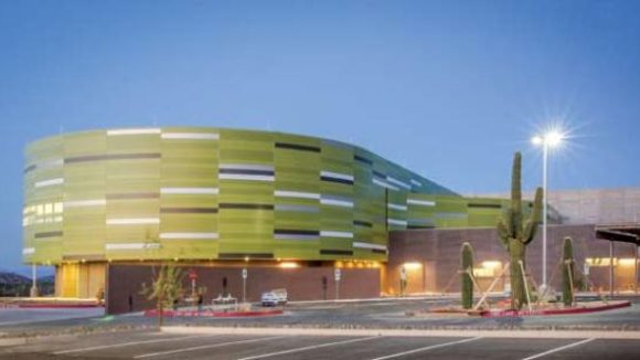 Gila River Indian Community's District 2 Multipurpose Building, Sacaton, Ariz.
