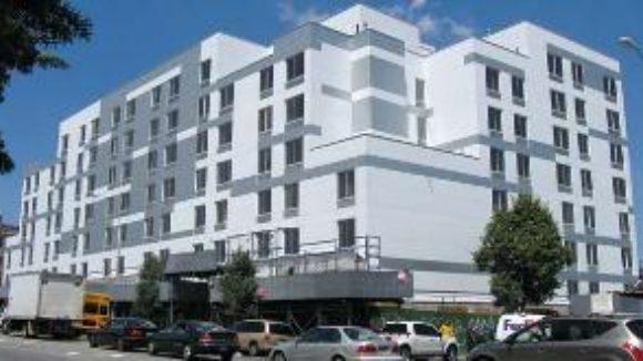 Marriott SpringHill Suites, Corona, N.Y.