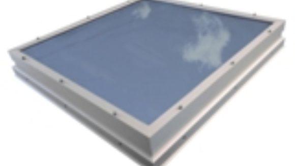 Skylights have thermal strut