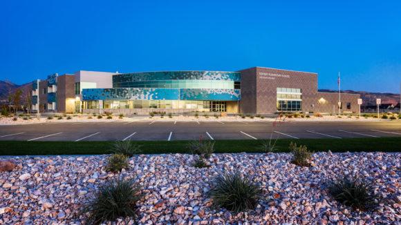Odyssey Elementary School, Woods Cross, Utah