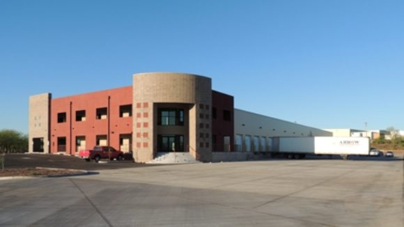 Suarez Brokerage Co.'s Office and Warehouse, Nogales, Ariz.